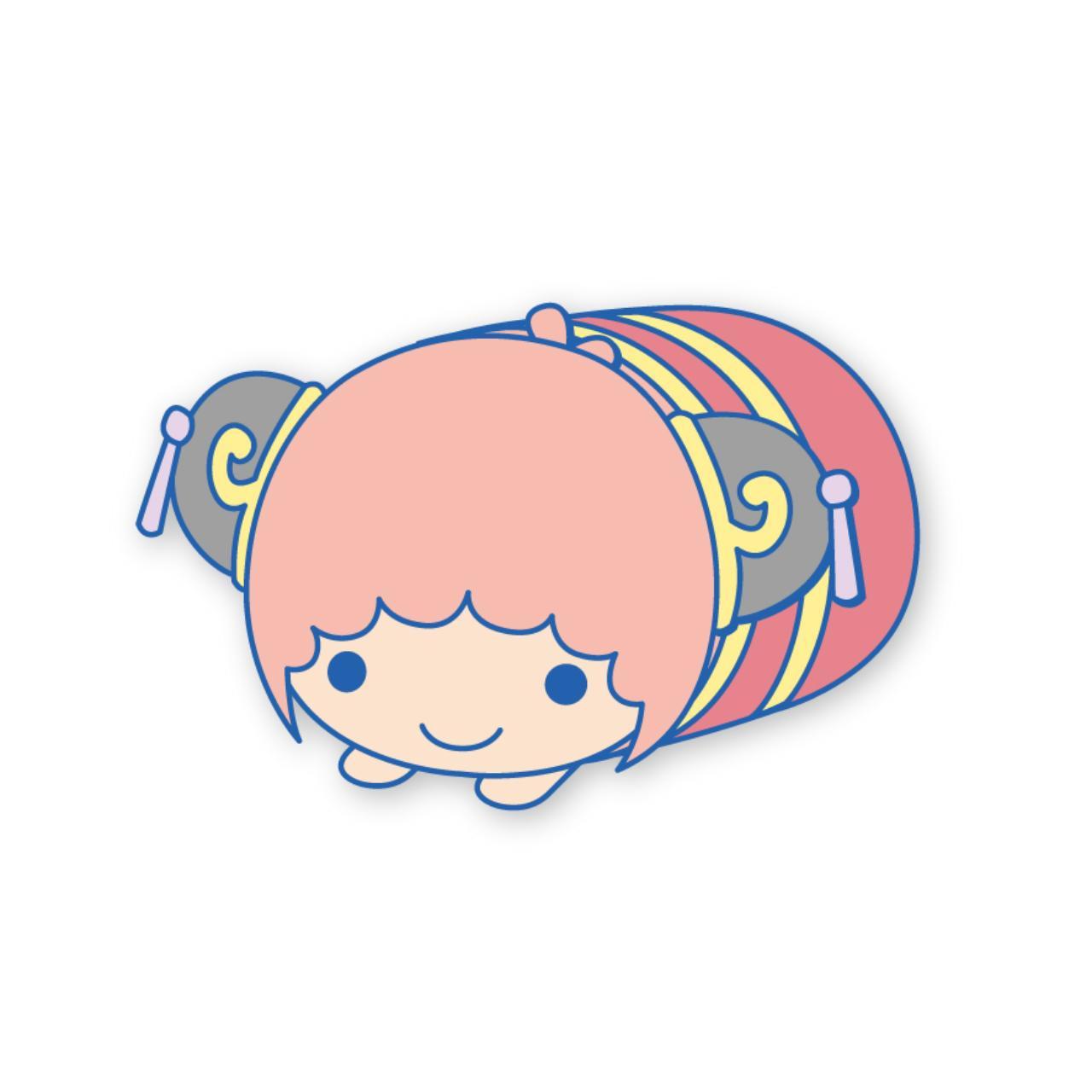【BOX】銀魂×Sanrio characters もちころりん